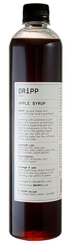 DRIPP APPLE SYRUP