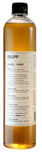 DRIPP CARAMEL SYRUP