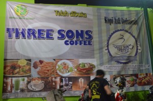 3 sons Coffee