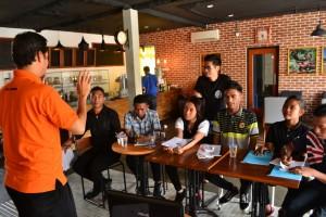 Mokka Coffee Pelatihan