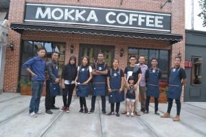 Mokka Coffee Team