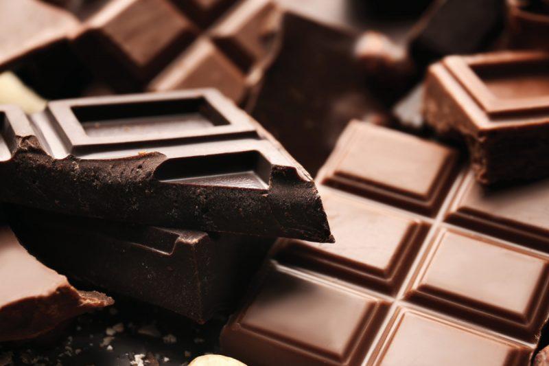 Chocolate dapat digunakan sebagai komponen tambahan untuk campuran kopi