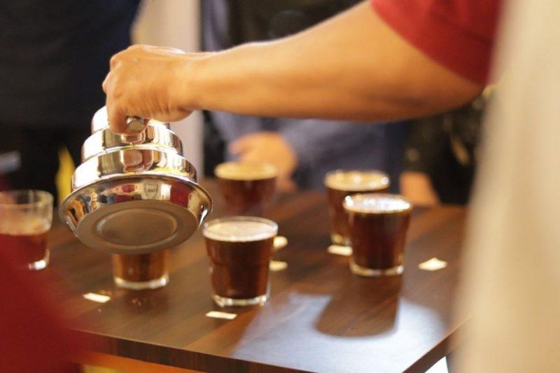 Grind Size atau ukuran gilingan kopi adalah salah satu faktor penting dalam proses seduh kopi