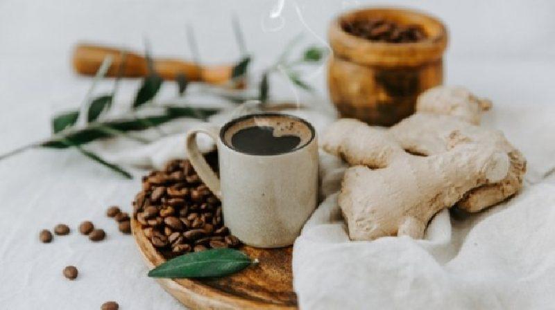 ahe memiliki manfaat agar daya tahan tubuh tetap terjaga. Banyak sekali olahan minuman berbahan dasar jahe, salah satunya kopi jahe.