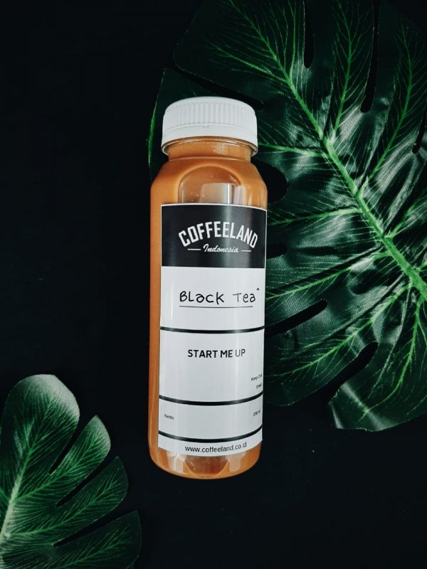 Black Tea adalah salah satu produk ready to drink Coffeeland Indonesia