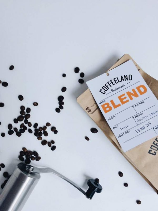 House Blend - Coffeeland Indonesia